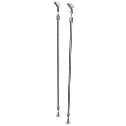 MAFI - 3M Long Adjustable Strut for 76mm (Pair + 2240 fixing Box kit)