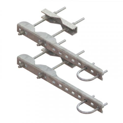 MAFI Tube Offset Kit to Fit 60.3 & 76.1mm Tube **600mm Offset**
