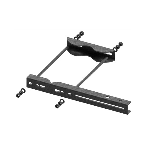 MAFI 32664 Cable Holder Universal Fits 79-192mm or L Profile 60x60-130x130mm