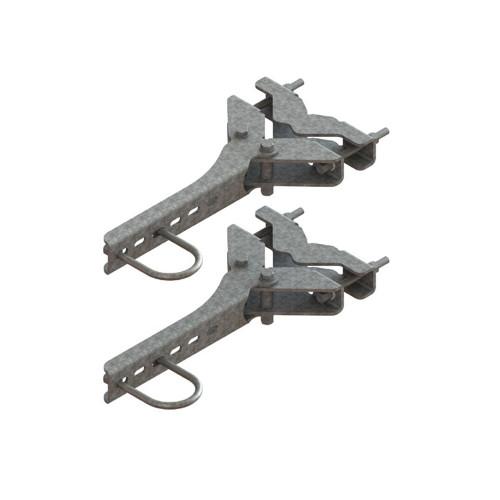 MAFI Vertical Tower Leg Offset Kit - small parent - long brackets