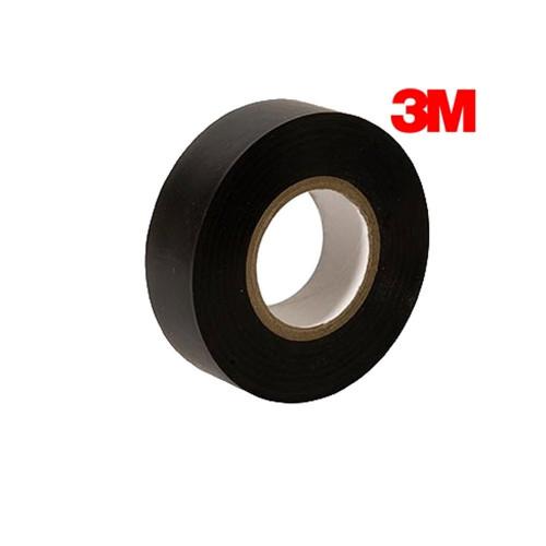 19mm Black 3M 700 PVC Scotch Extinguishing Insulation Tape