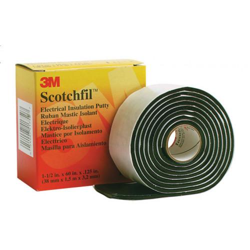 3M Scotchfil Putty Tape 38mmx3.2mmx1500mm