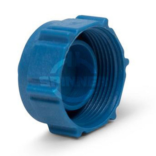 Protection cap for 4.3 10 socket without chain - Plastic - IP68 ***BN 238943***