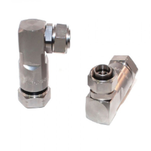 RFS Connector 4.3-10 Male Right Angle OMNI FIT Premium to suit LCF12-50J
