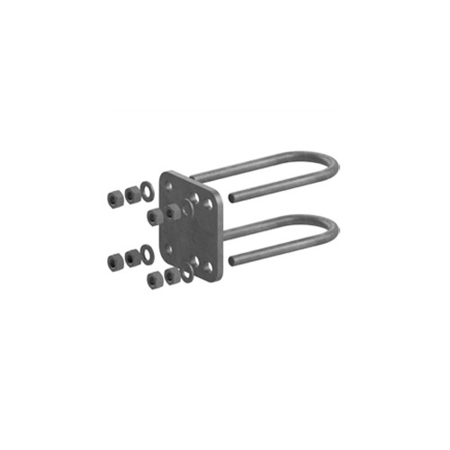 MAFI 5310 Joint Plate Kit - for joining 25-35 dia tubes to 50x50 or 60x60 Box beams