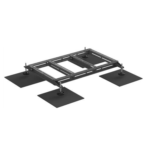 MAFI 8051 adjustable Cabinet Platform (3 piece kit - 2 arms + pallet)