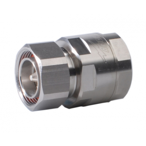 Commscope 7-16 DIN Male Positive Stop™ for 7/8 in AL5-50 and AVA5-50 cable