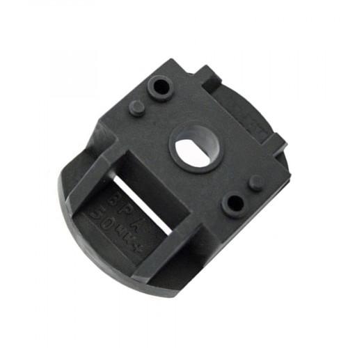 BPA-50mm Black Tower Leg Adaptor
