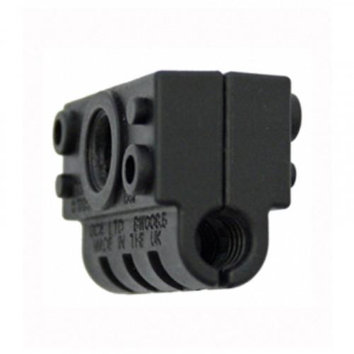 BW00-7.5mm Black Single Clamp