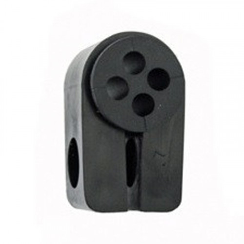 BW0.7-4 HOLE Black Cleat with Bung