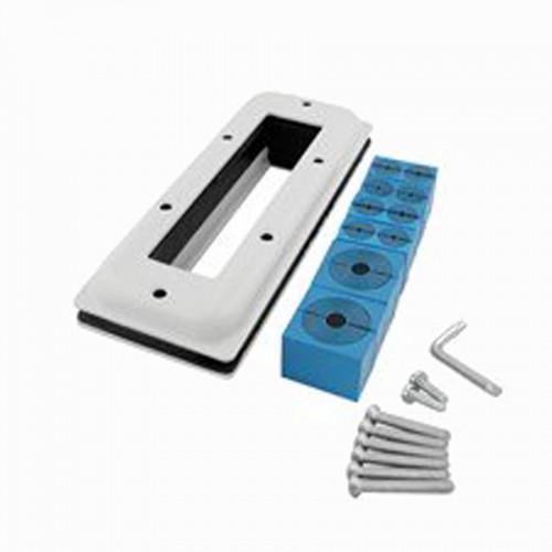 ROXTEC CF 16/10 Enamelled Frame Kit  for 10 Cables