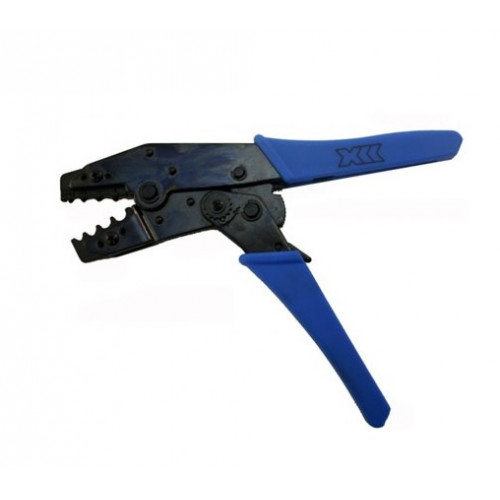 CT15 Ratchet Crimping Tool for Red, Blue & Yellow pre-insulated terminals