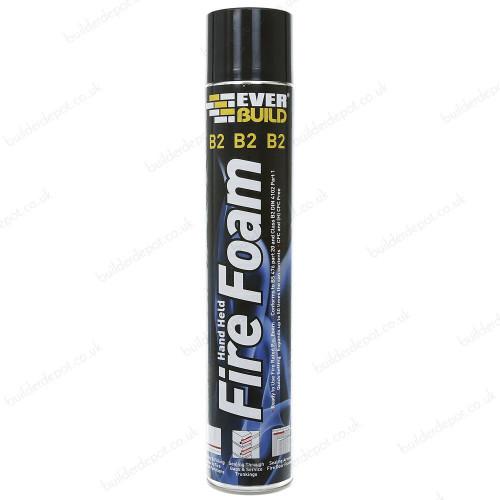 Flame Retardent B1 - Ducting Expanding Foam 750ml