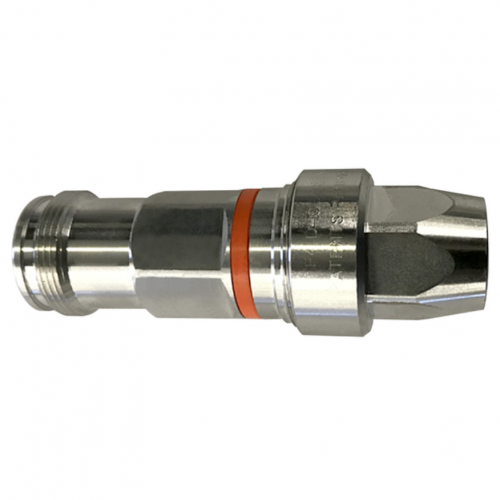 """Commscope 4.3-10 Female Connector for 1/2""""  FSJ4-50 Cable"""