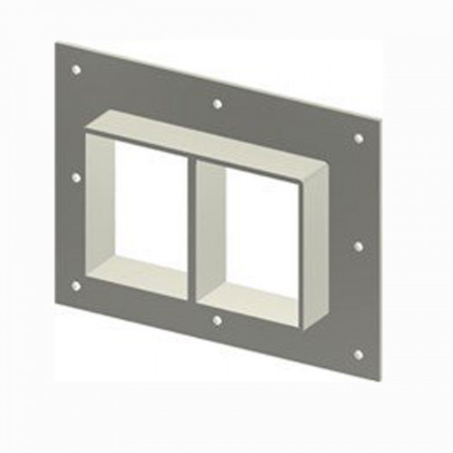 Roxtec GH 4x2 GALV - GH frames, galvanized, mild steel