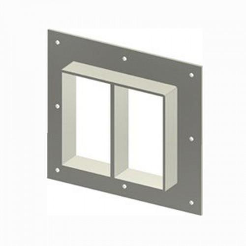 Roxtec GH 6x2 GALV - GH frames, galvanized, mild steel