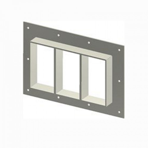 Roxtec GH 6x3 GALV - GH frames, galvanized, mild steel