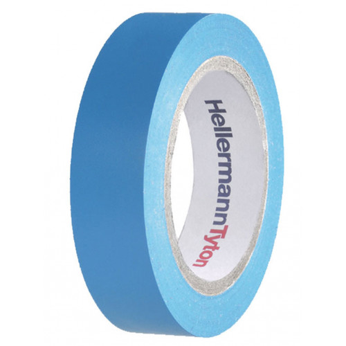 Hellermann Helatape Flex 19mm - Blue