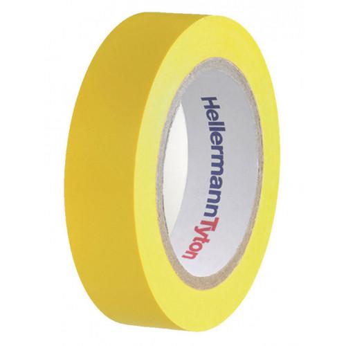 Hellermann Helatape Flex 19mm - Yellow