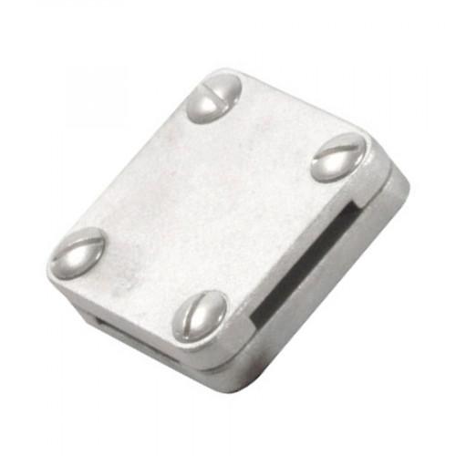 Square Junction Clamps - Aluminium
