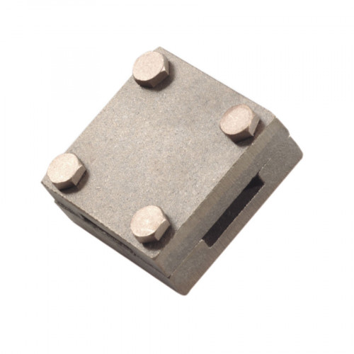 Square Junction Clamps - Copper