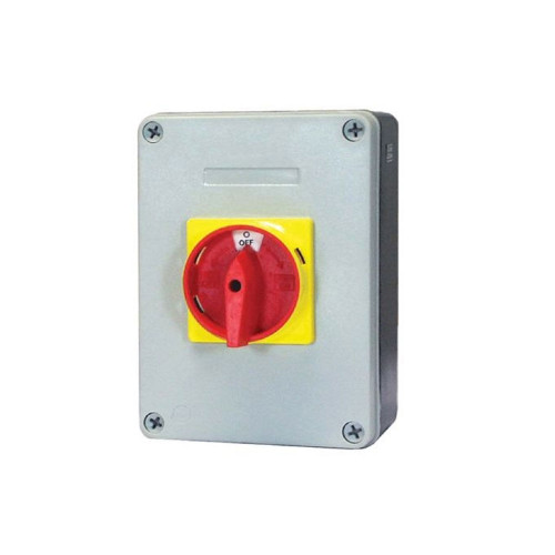 Europa Rotary Isolator (Switch) 100A 4P IP65