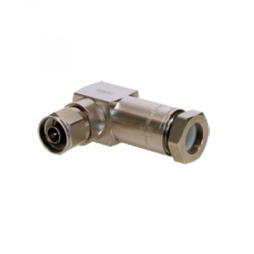 """RFS Connector N Male Right Angle premium for 1/2"""" SCF"""