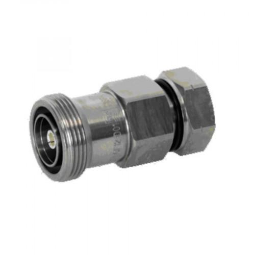 """RFS Connector 7-16 DIN female premium for 1/2"""" aluminium & copper cable"""