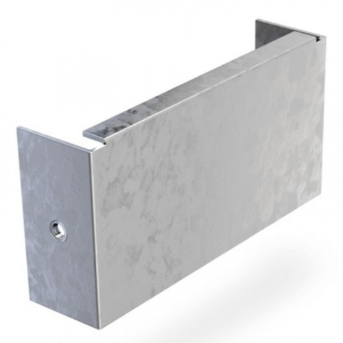 100mm x 100mm (4x4) Trunking end Cap