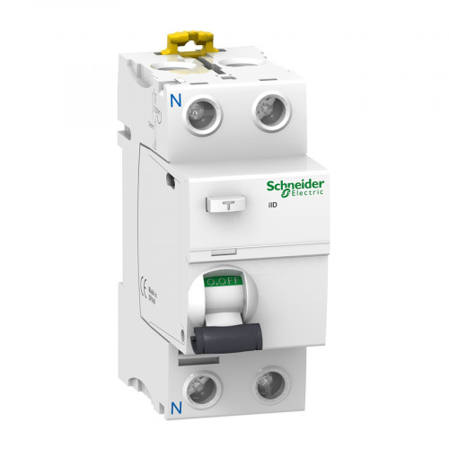 Schneider Acti9 2P 100A 300mA RCD for Isobar