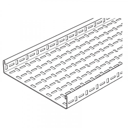 SWIFT Legrand 150mm x 3m Heavy Duty Hot-Dipped Galv Cable Tray