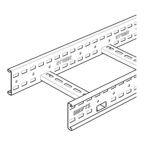 SWIFT Legrand - ZL150G Ladder Rack 150mmx3m