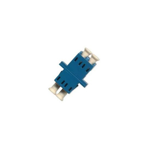 LC Duplex OM3/4 OS1/2 Coupler Blue SC Simplex Footprint