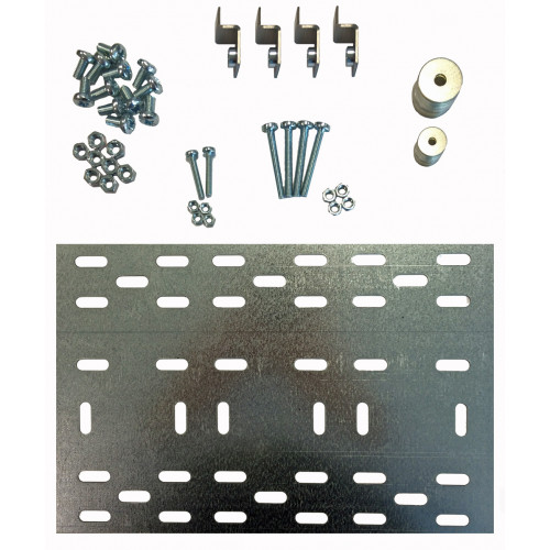 Anderson Mounting Plate 270mm x 180mm & m6 fixings