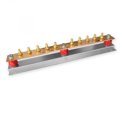Earth Bar with 10 terminations