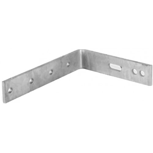 90 Degree Feeder Bracket - 4 Hole - to suit 76mm poles and above