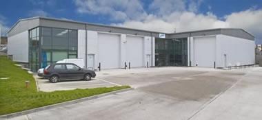 Graphicshow Cable Accessories (GCA) Ltd Building