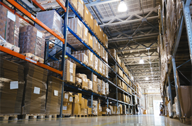 Graphicshow Cable Accessories (GCA) Ltd Warehouse